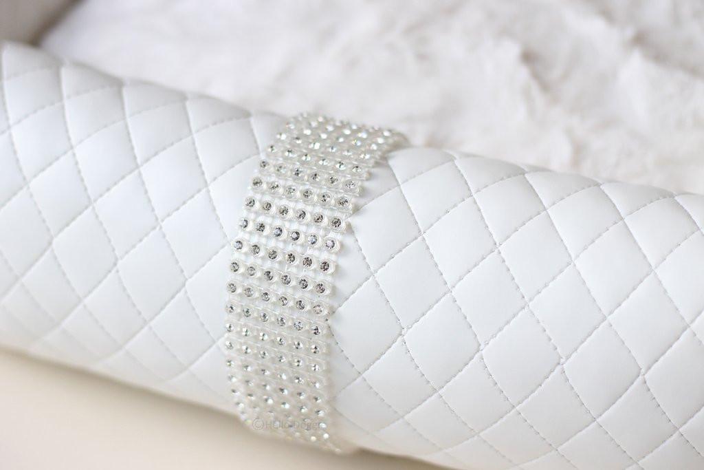 Liquid Ice Luxury Bed - Pink