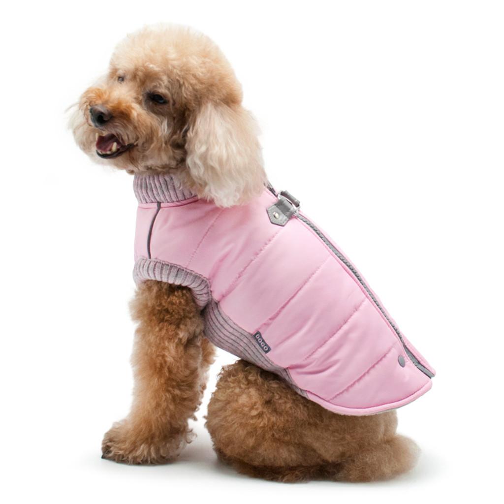 Runner Coat Pink