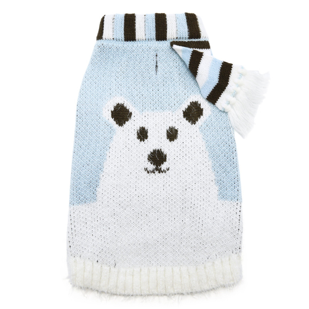 PP Polar Bear Sweater