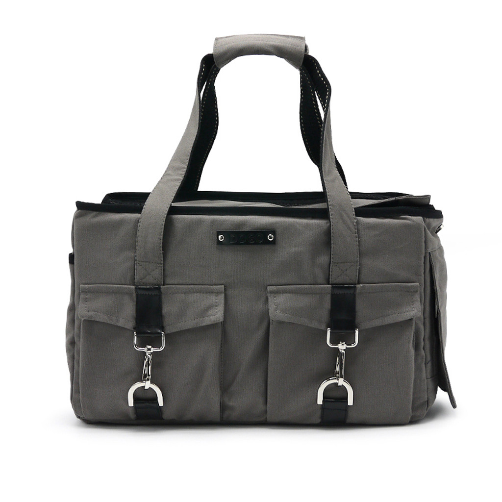 Buckle Tote BB Charcoal