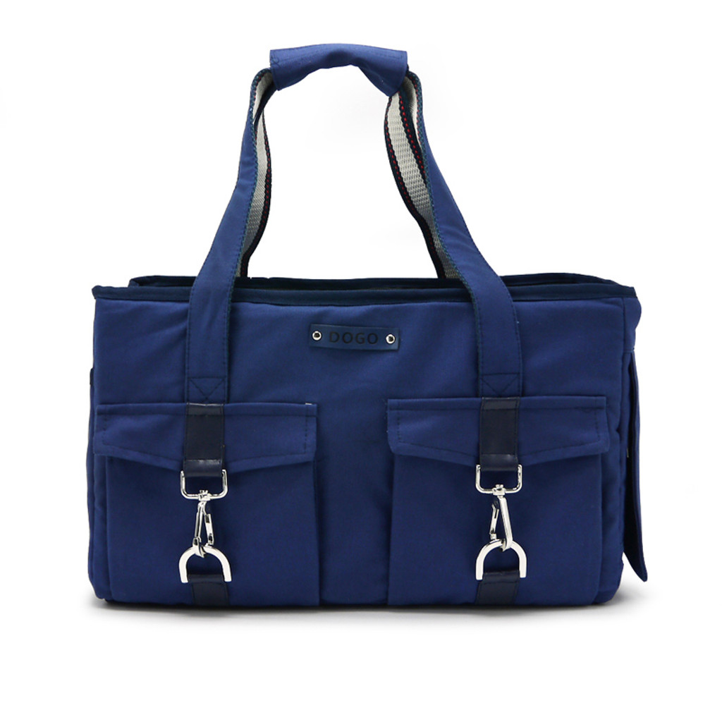 Buckle Tote BB Navy