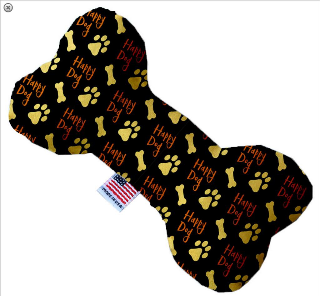 Happy Dog Bone Dog Toy