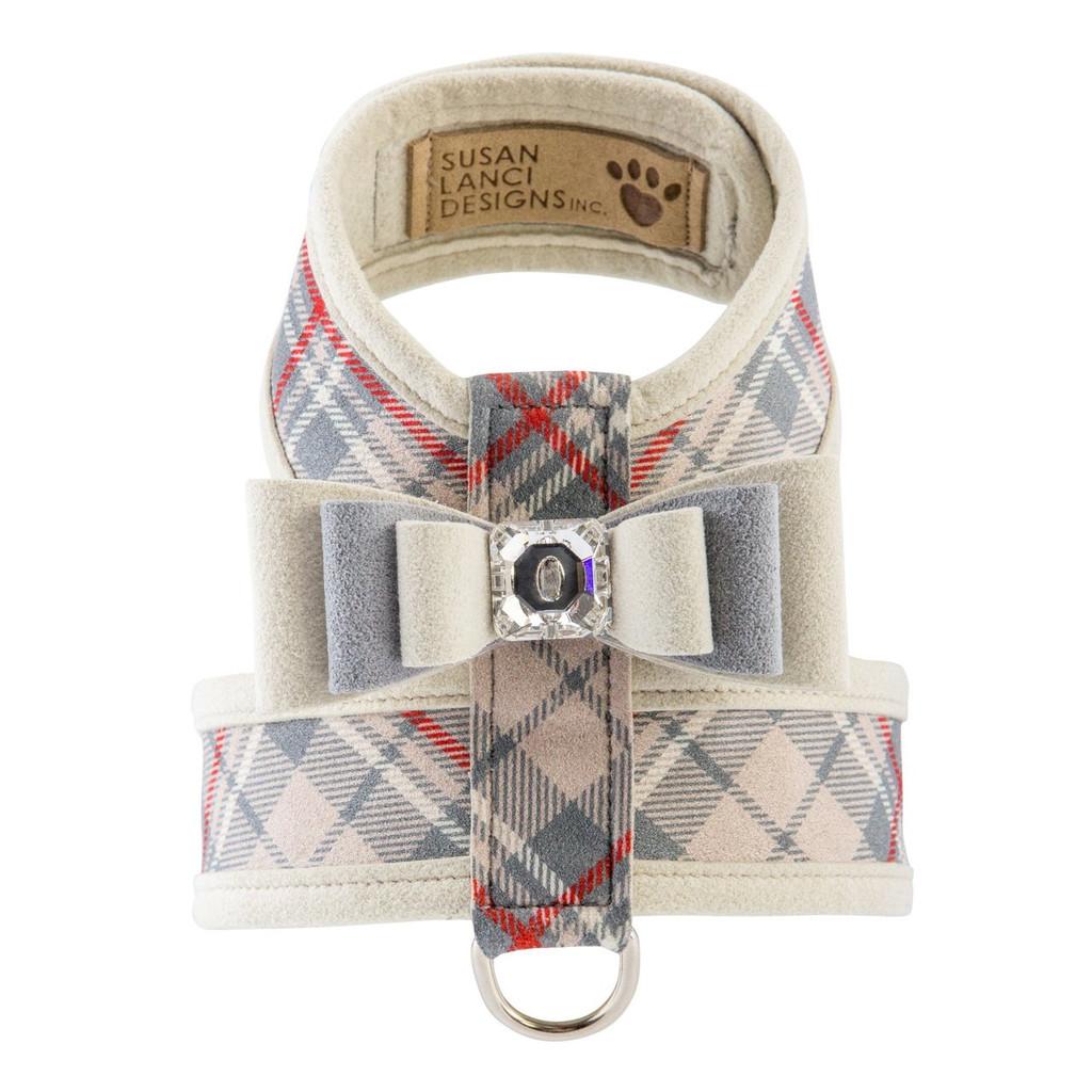 Scotty Furberry Tinkie Doe Brown Plaid Harness 2