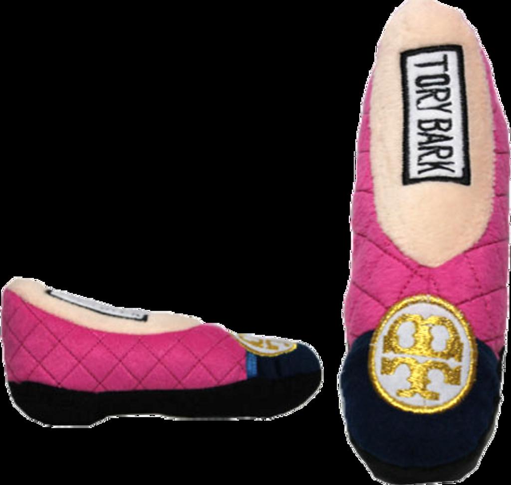 Tory Bark Shoe Toy