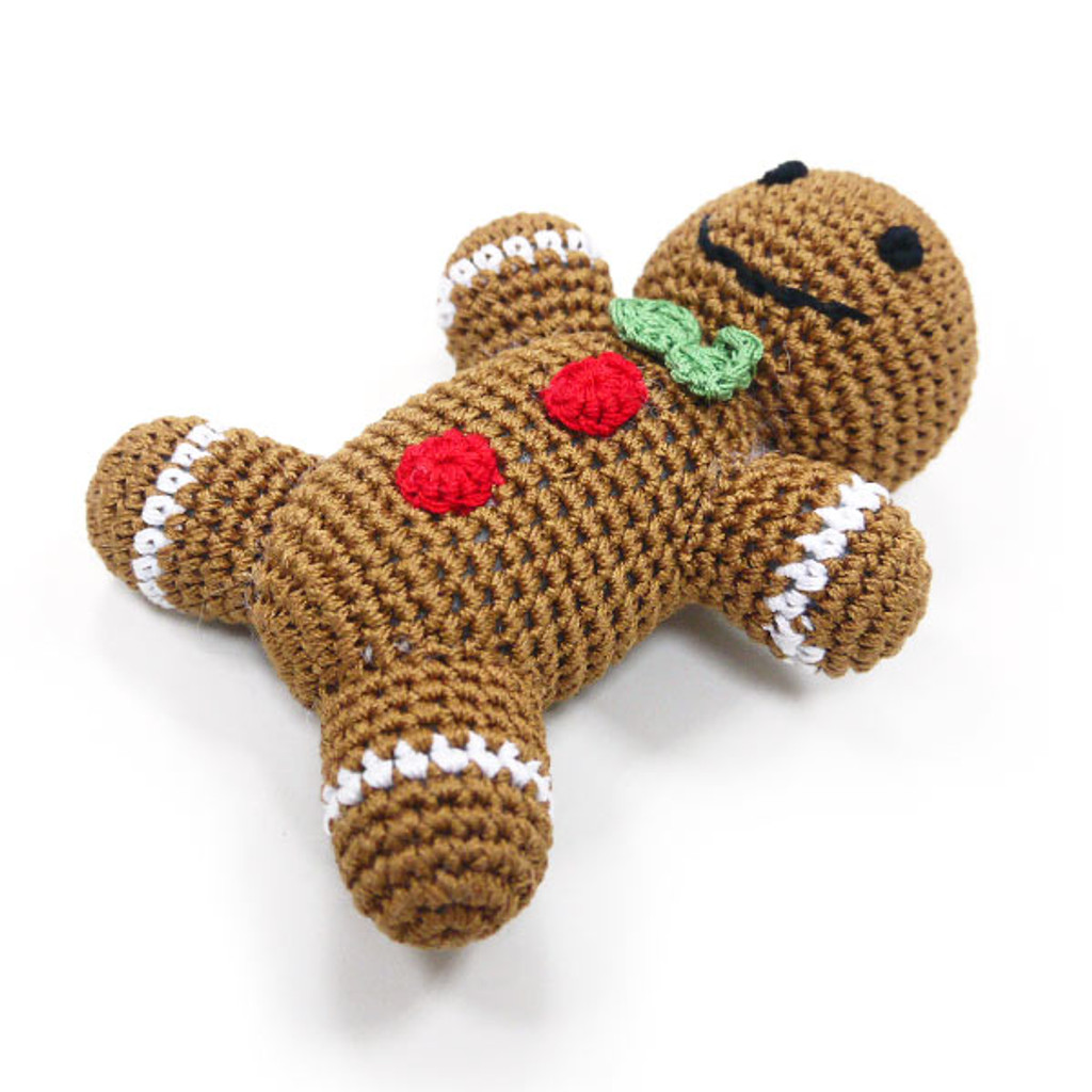 Gingerbread Man Christmas Toy 2