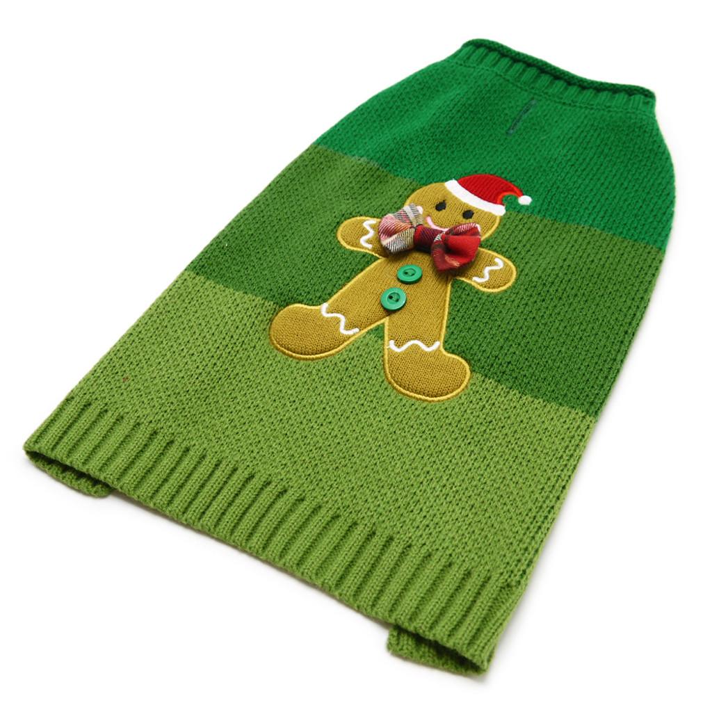 Christmas Gingerbread Man Sweater 3