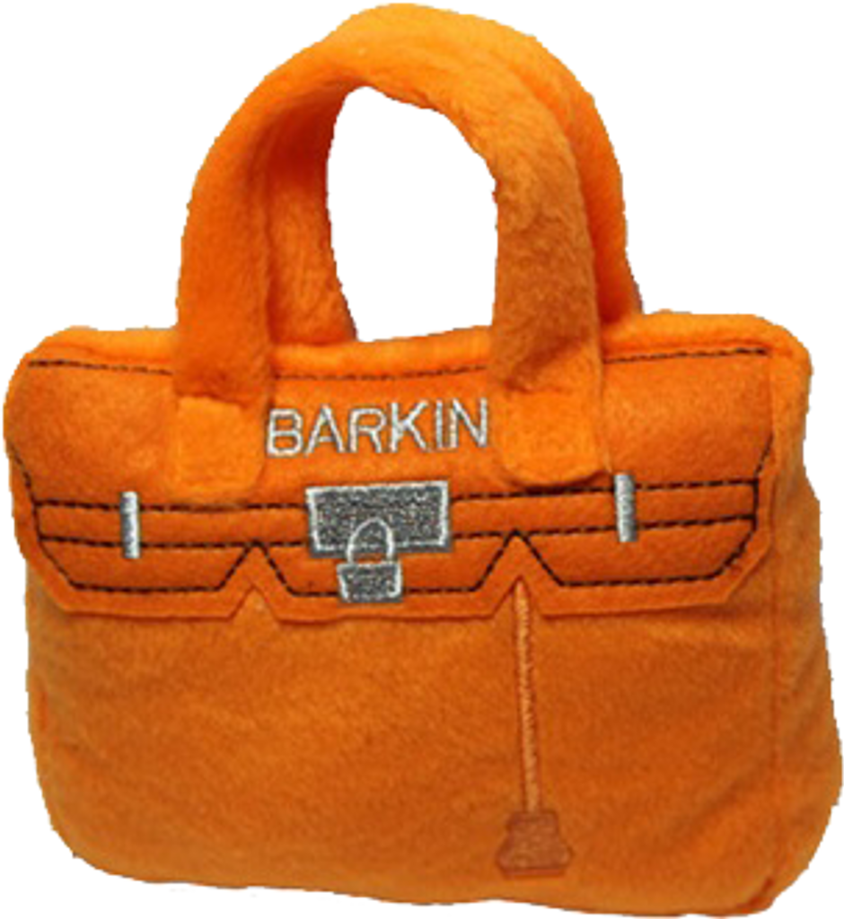 Barkin Handbag Toy