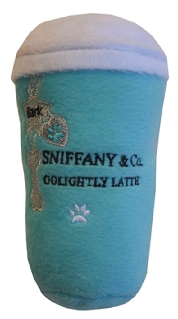 Sniffany & Co. GoLightly Latte Toy