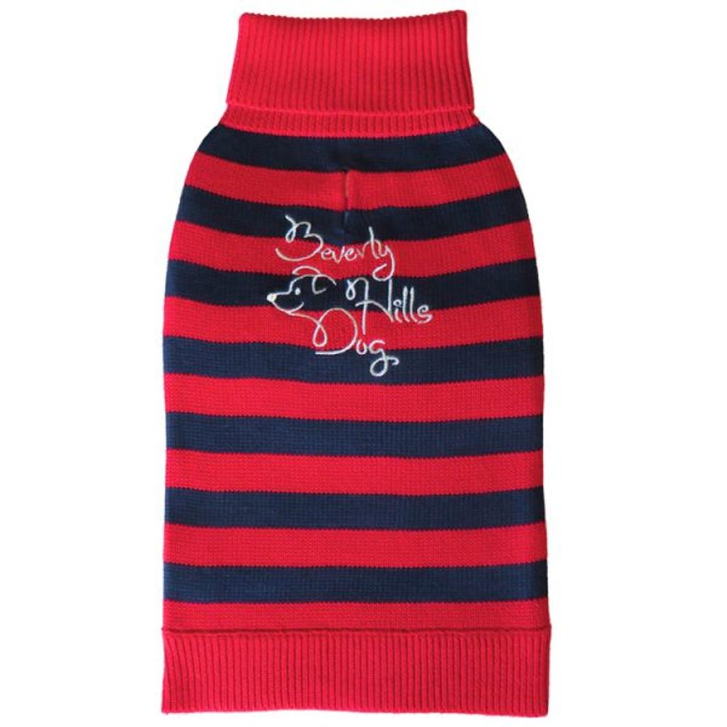 BHD Striped Sweater 1
