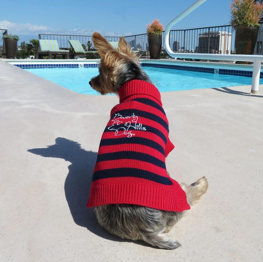 BHD Striped Sweater 4
