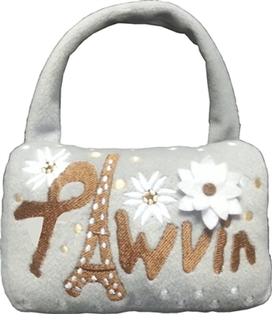 PAWVIN - EiffelTower Minaudière Purse Toy