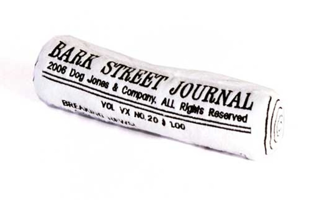 Bark Street Journal Toy
