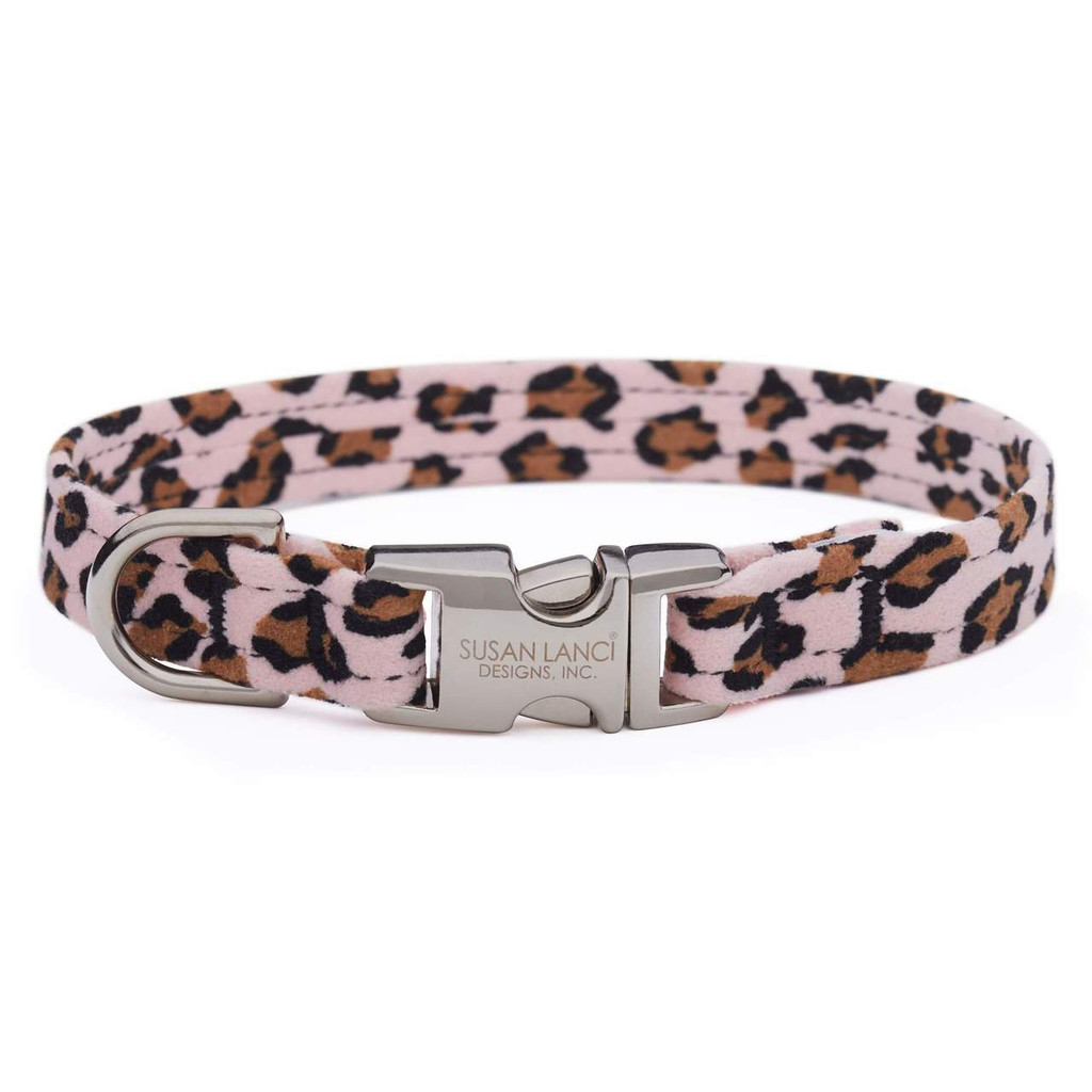Pink Cheetah Perfect Fit Collar