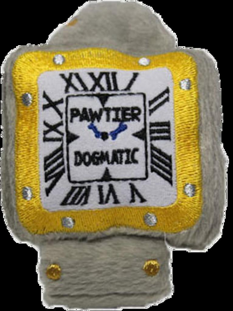 Pawtier Watch Plush Toy