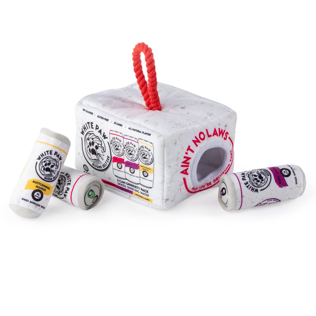 White Paw Grrriety Pack - Activity House