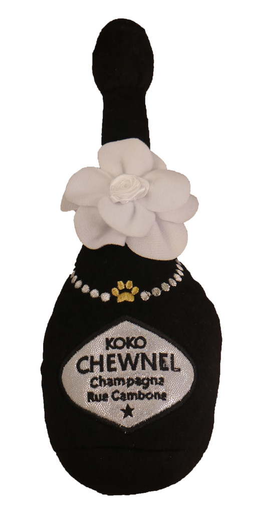 Koko Chewnel Champagne Plush Toy