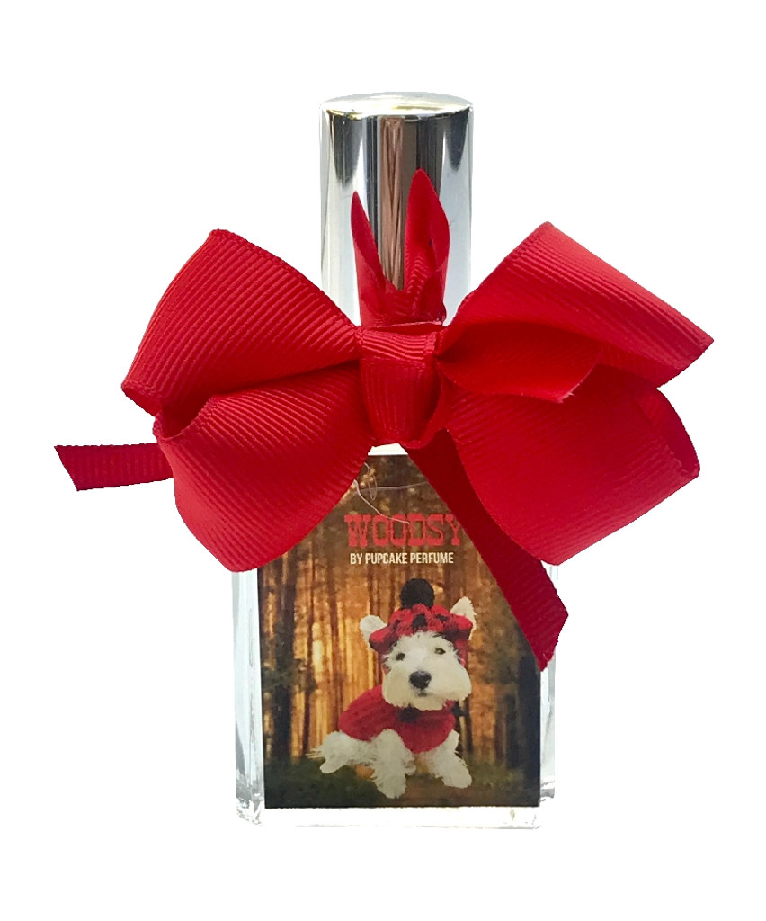 Woodsy by Pupcake Perfume