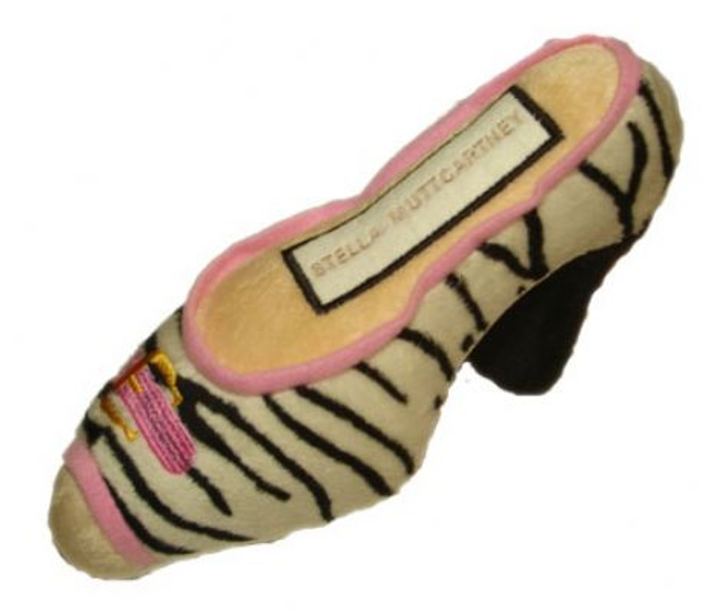 Dog Diggin Designs Stella MuttCartney Shoe Toy