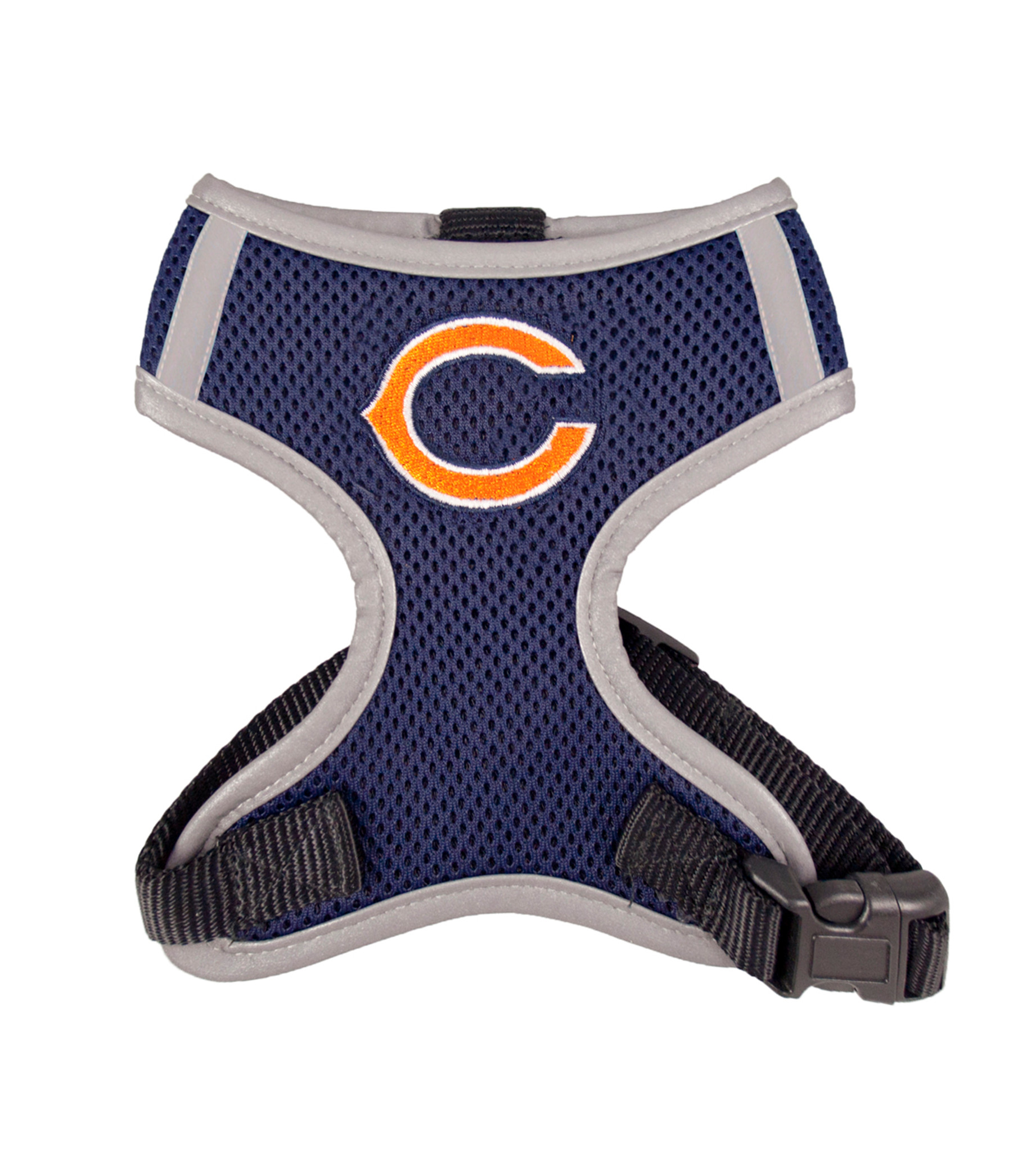 reputable site a5ac1 851a5 NFL Chicago Bears Dog Harness Vest