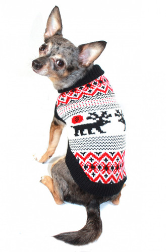 Moose Lodge Sweater