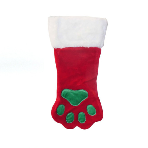 Paw Stocking Dog Gift