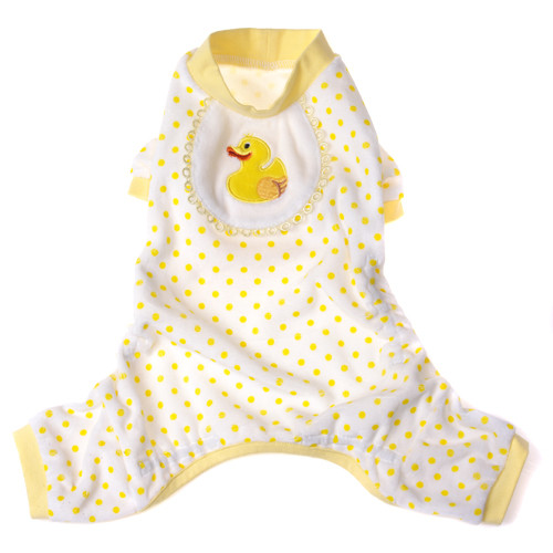 Pooch Outfitters Ducky Pajama