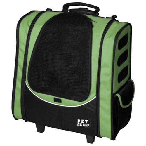 Pet Gear I-GO2 Escort Roller-Backpack - Sage