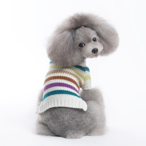 Colorful Stripe Sweater