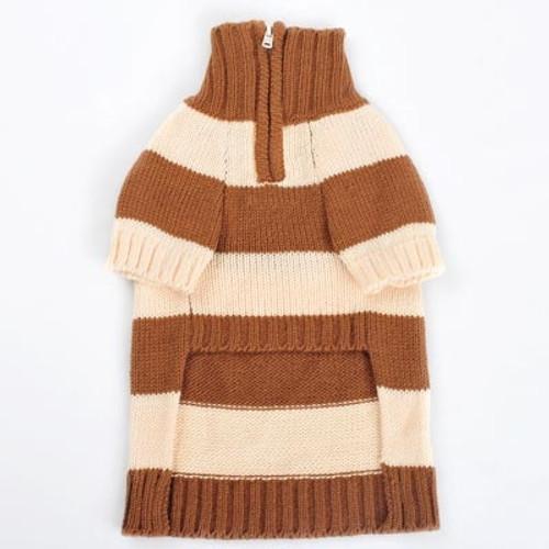 Sporty Stripes Sweater