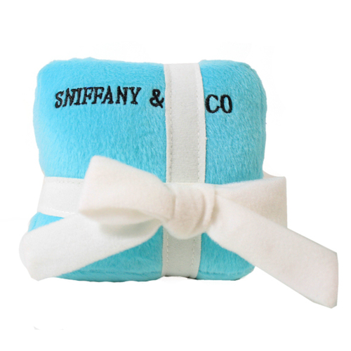 Sniffany and Company Plush Toy Box