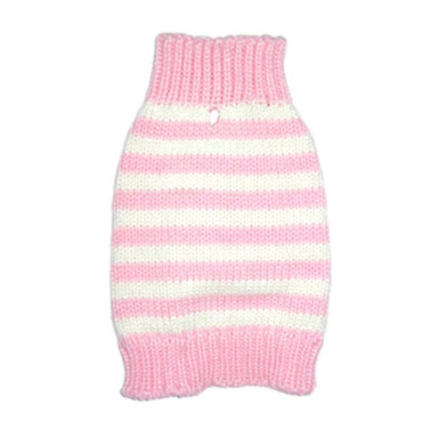 Pink Stripy Lover Sweater