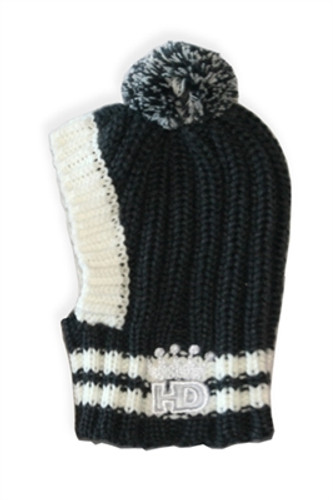 HD Crown Knit Hat - Grey