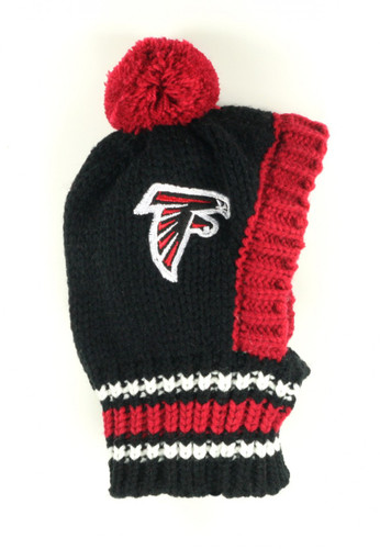 NFL Knit Pet Hat - Falcons