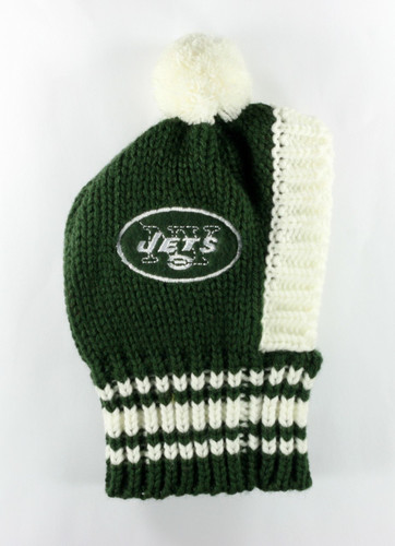 NFL Knit Pet Hat - Jets