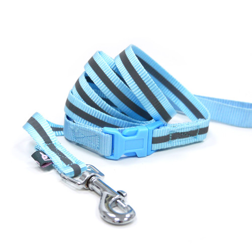 SnapGo Leash Blue