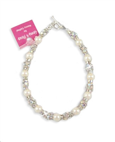 Dolly Pearl Mix Silver