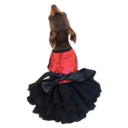 Fufu Tutu Vixen Red