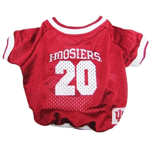 Indiana Hoosiers - Dog Jersey