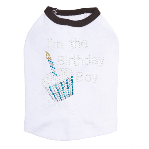 I'm the Birthday Boy - Dog Tank