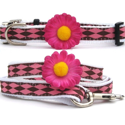 Gerber Daisy Collection - Pink - All Metal Buckles