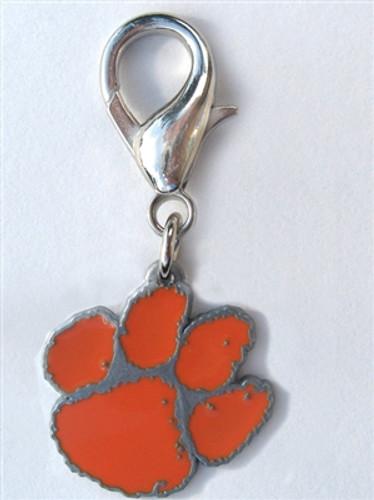 NCAA Licensed Team Charm - Clemson Tiger's