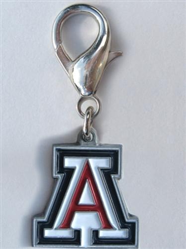 NCAA Licensed Team Charm - University of Arizona Wildcats