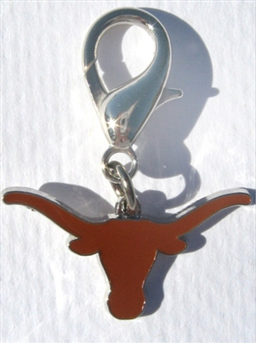 NCAA Licensed Team Charm - University of Texas Longhorns