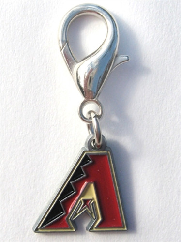 MLB™ Licensed Arizona Diamondbacks Logo Collar Charm