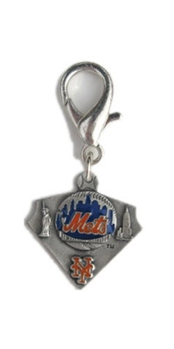 MLB™ Licensed New York Mets Charm