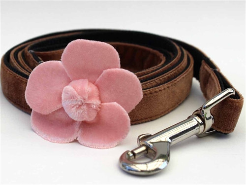 Camellia Collection - Pink Step In Harnesses All Metal Buckles