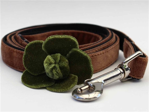 Camellia Collection - Olive Step In Harnesses All Metal Buckles