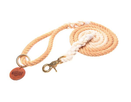 Tan Ombré Dog Leash