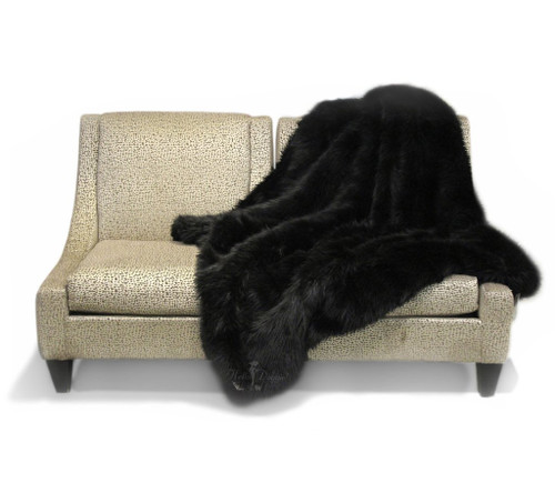 Arctic Blankets - Onyx