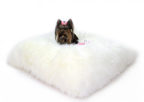 Arctic Bed - Ivory